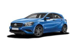 Mercedes A osztály alkatrész