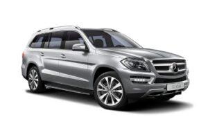 Mercedes GLS osztály alkatrész