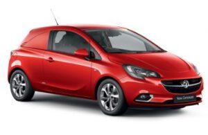 Opel Corsavan alkatrész