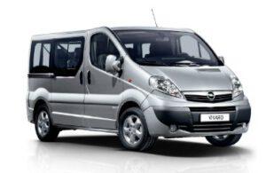 Opel Vivaro alkatrész